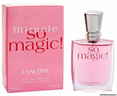 Lancome Miracle So Magic!100ml (wom)